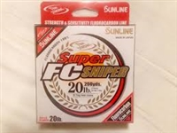 Sunline Super FC 200 Yards 20 Lb.