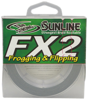 Sunline FX2 Dark Green 230-300 Yards