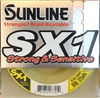 Sunline SX1 125 Yards Hi-Vis Yellow