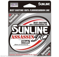 Sunline Assassin 225 Yards 12 Lb.