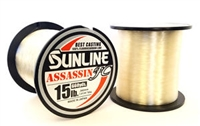 Sunline Assassin 660 Yards 15 Lb.