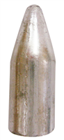 Bullet Lead Weight 1/2 Oz.