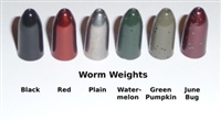 Pro Tungsten Worm Weights