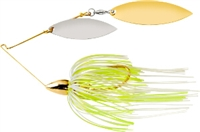 War Eagle Double Willowleaf Spinnerbait