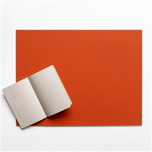Pinetti Desk Pad Orange