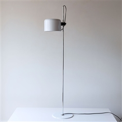 Coupe Floor Lamp White