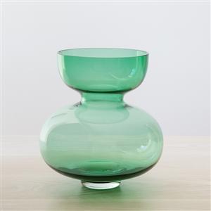 Glass Alfredo Vase Large