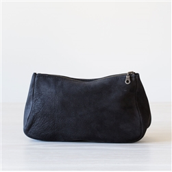 leather pouch matte