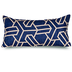 E7-Anvers Blue Pillow