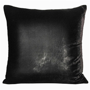 Velvet Ombre Pillow Smoke