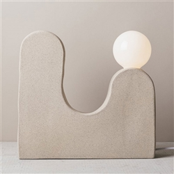 S Rolling Hills Table Lamp