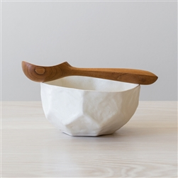 Teak Ice Cream Scoop