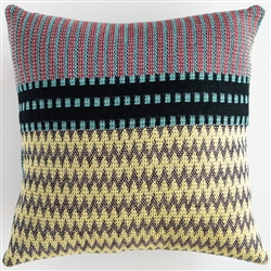 WS Ettore Pillow Turquoise