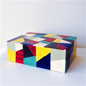 Multi Color Box