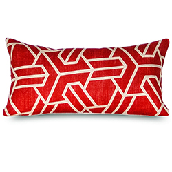 E7-Anvers Red Pillow