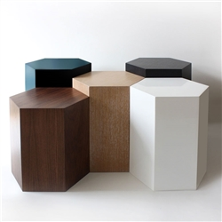 Hive Collection Side Tables