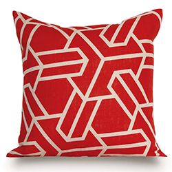 E-Anvers Red Pillow