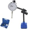 "LONG RANGE DIAL INDICATOR 1""/0.001""+ MAGNETIC MAG BASE +CASE TEST SET AUTO TOOLS"