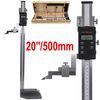 20'' (500mm) HEIGHT GAGE DIGITAL ELECTRONIC INCH/METRIC INSPECTION TOOL
