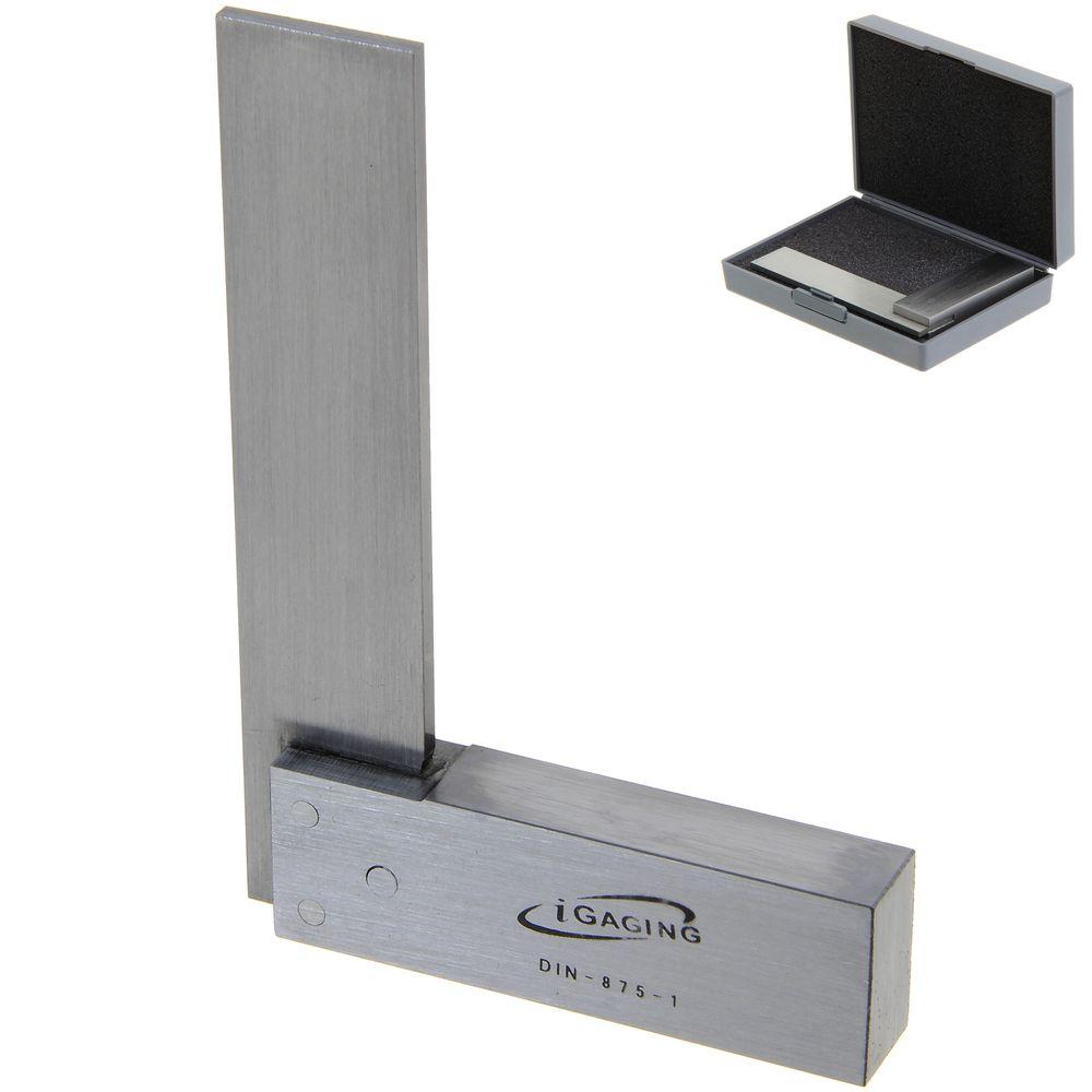 4 machinist square set precision hardened steel m rh igagingstore com precision squares tools precision square set