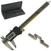 "Electronic Caliper ABSOLUTE ORIGIN 6"" Digital Depth Gauge Base Fractions"