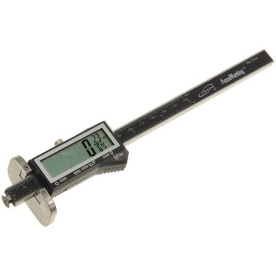 AccuMarking Digital Wheel Marking Gauge + Depth Gauge + Height Gauge 3 in 1 Tool