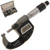 "1"" Digital Outside Micrometer Electronic LCD Display and Vernier w/ IP65 Dust/Water Protection"