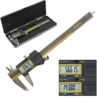 "6"" Digital Caliper ABSOLUTE ORIGIN Digital IP54 Extreme Accuracy"