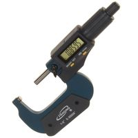 "iGaging 1-2"" Digital Electronic Outside Micrometer w/Large LCD Display Inch/Metric"