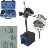 iGaging Digital Indicator + 60# Magnetic Base w/Fine Adjustment + Protective Case