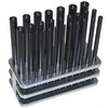 TRANSFER PUNCH SET 28 piece - 3/32'' to 1/2'' punches (by 64ths)