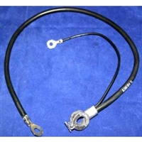 1966 - 1967 Nova 4. 6. and V8 Negative Spring Ring Battery Cable