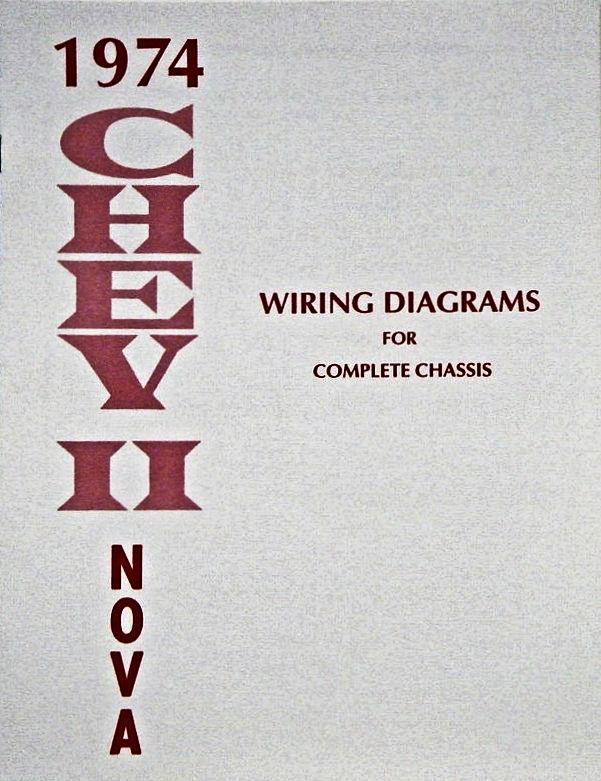 1974 Nova Wiring Diagram | Wiring Diagram  Nova Wiring Diagram on