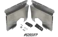 1962-65, inner fender panels, pair