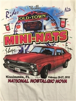 2010 Florida Mini Nats Tee Small