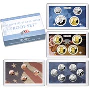2009 U.S. Mint Proof Set
