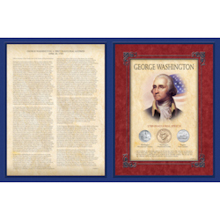 Famous Speech Series - George Washington First Inaugural Address