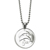 Dolphin Coin Necklace