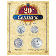 20th Century Coin Collection
