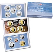 2010 U.S. Mint Proof Set