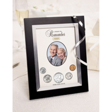 Year To Remember Coin Picture Frame (1965-present)