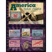 America Takes Flight Stamp Collection