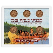 American Indian: Wild West Coin