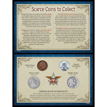 Scarce Coins to Collect
