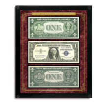 Motto -No Motto Currency Collection - Acrylic Frame