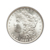 1887O Morgan Silver Dollar in Fine Condition (F15) Graded by AACGS