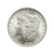1889CC Morgan Silver Dollar in Fine Condition (F15) Graded by AACGS