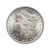 1891CC Morgan Silver Dollar in Fine Condition (F15) Graded by AACGS