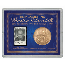 Remembering Winston Churchill