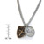 Horse and Shield Men's Necklace